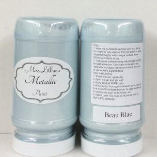 Metallic Paint - Beau Blue