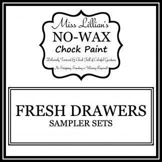 Miss Lillians Fresh Drawers Samplers