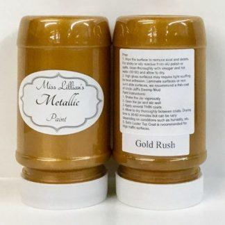 Metallic Paint - Gold Rush