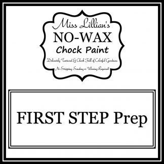First Step Prep Cover